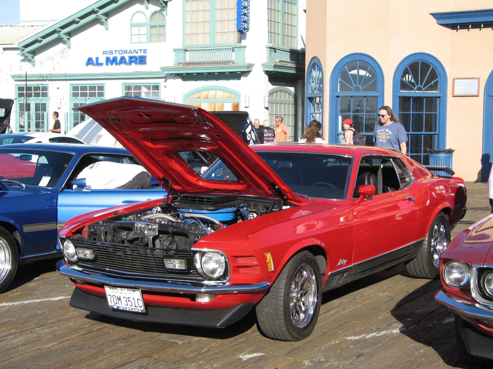 2016 Shelbys On Santa Monica Pier Lasaac 03