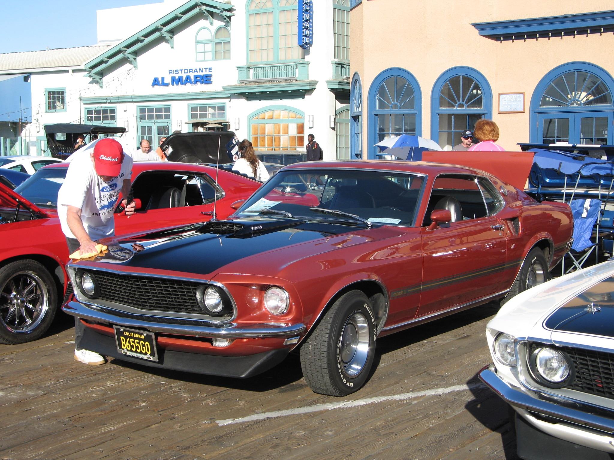 2016 Shelbys On Santa Monica Pier Lasaac 02