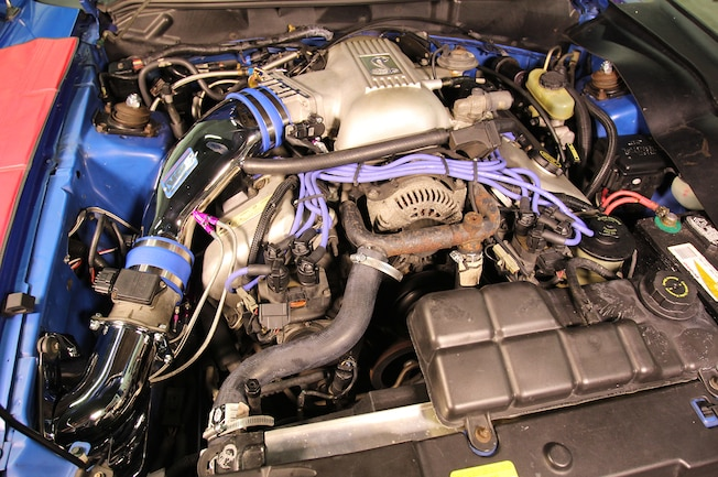 Ford Mustang Nitrous System Wiring