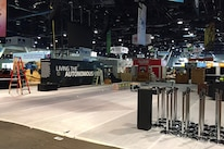 2016 Sema Show Sunday Load In Day 007