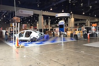 2016 Sema Show Sunday Load In Day 006