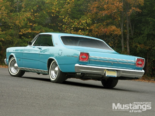 1966 Ford Galaxie 500 Front View