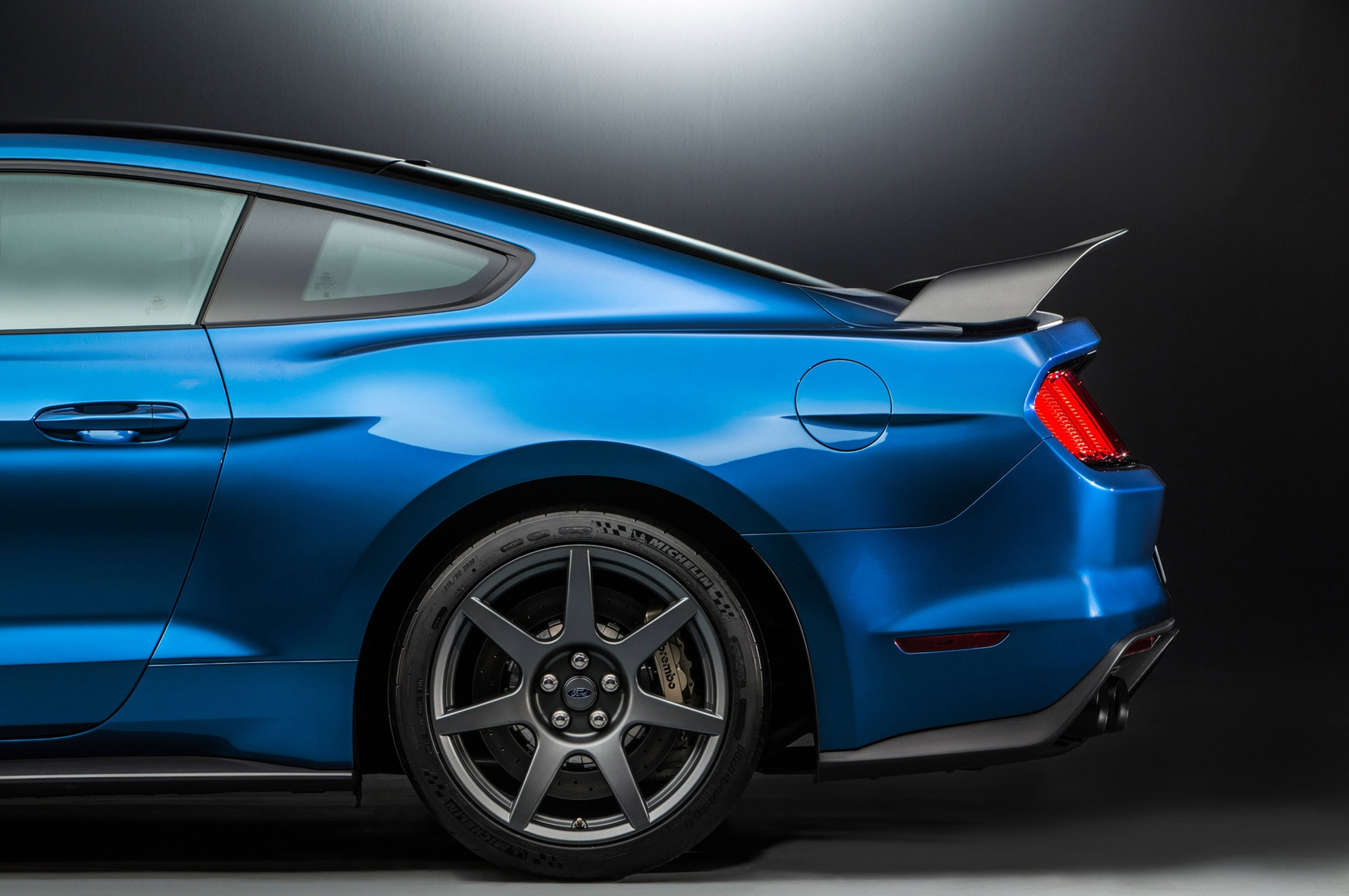 Ford Shelby GT350R Mustang Rear Wheel