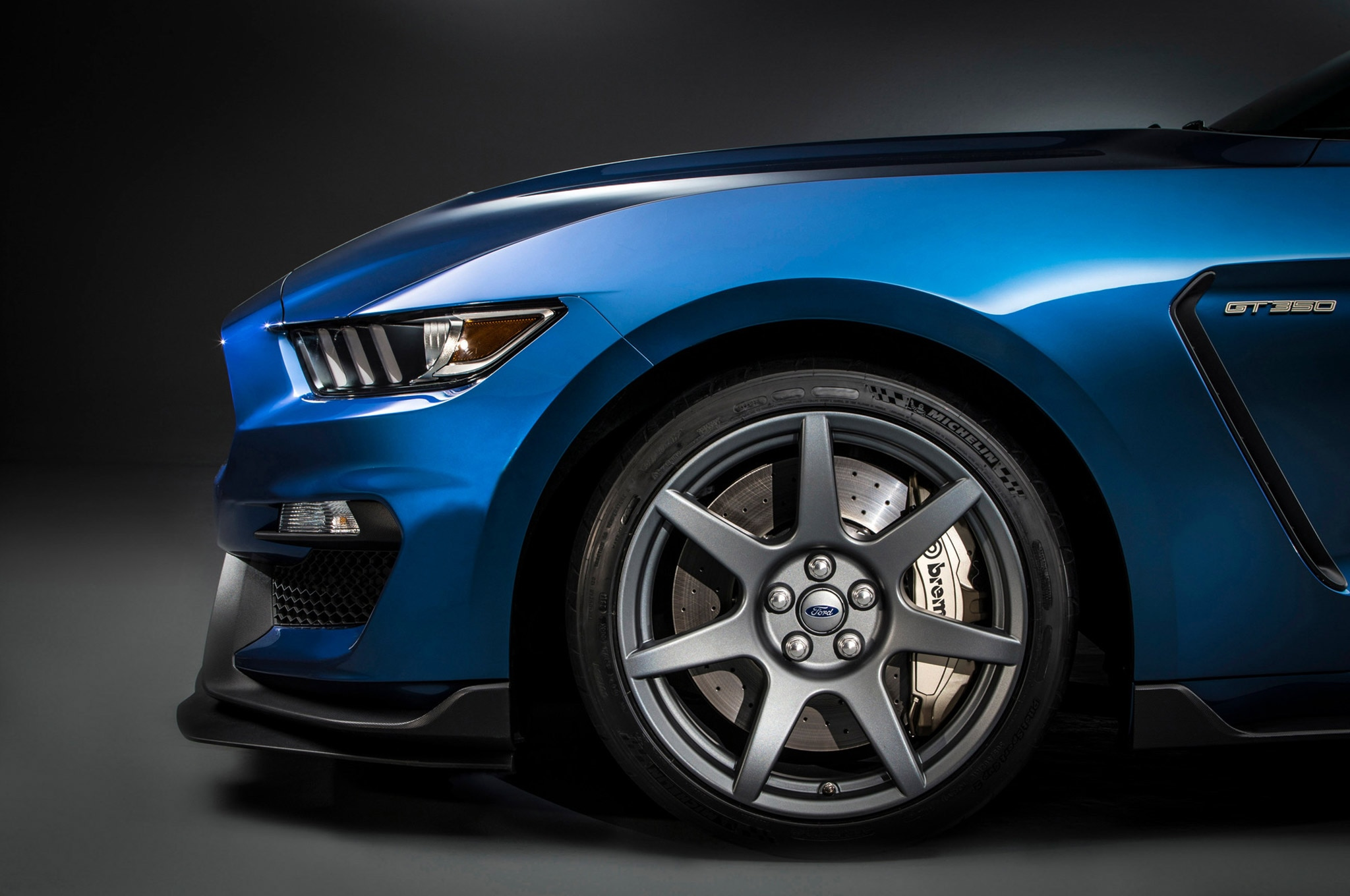 Ford Shelby GT350R Mustang Front Wheel