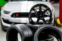 Ford Shelby GT350R Mustang Wheel Shot