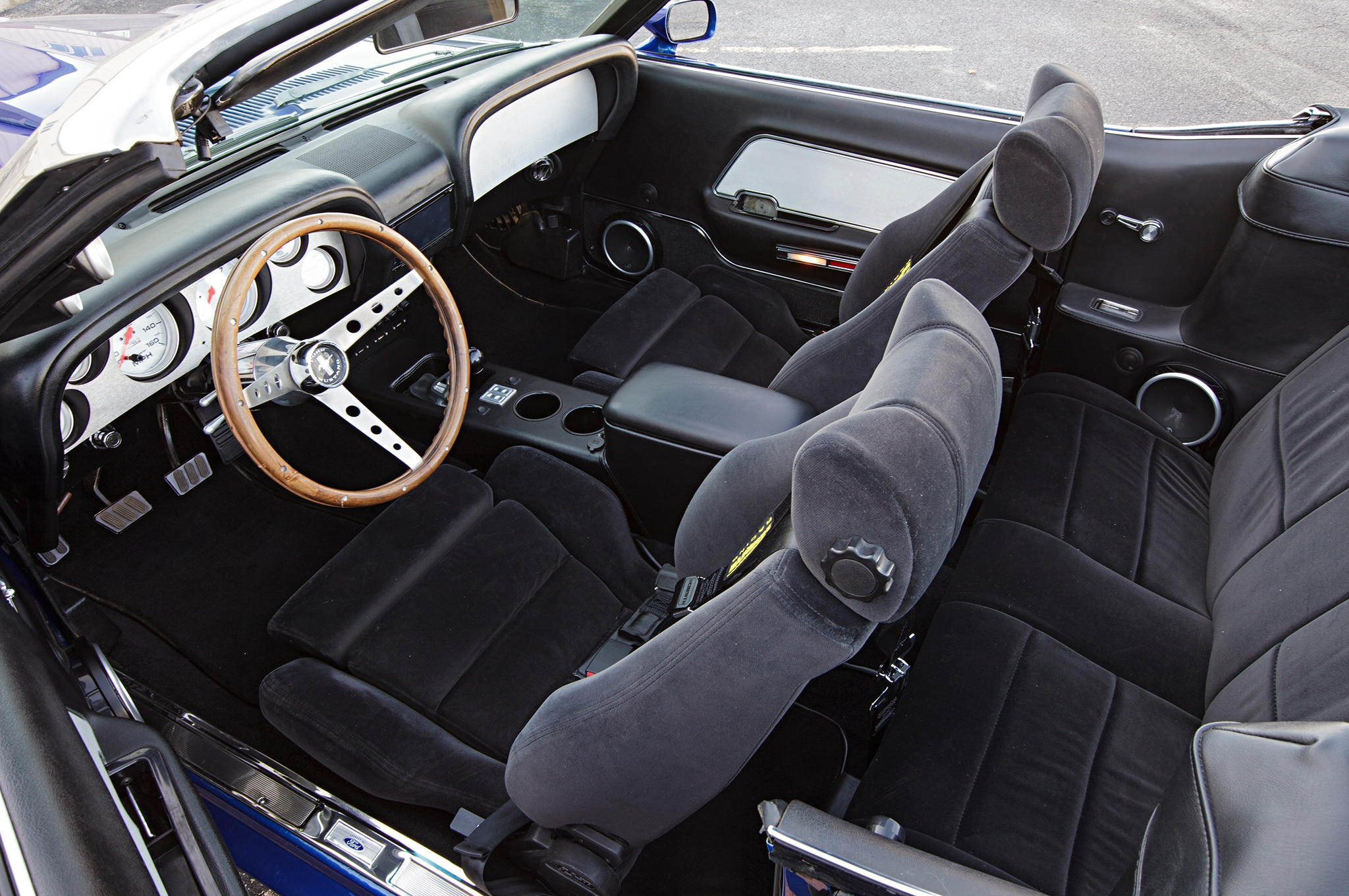 1969 Ford Mustang Interior