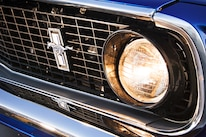 1969 Ford Mustang Headlights