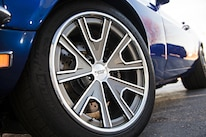 1969 Ford Mustang Wheel
