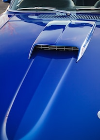 1969 Ford Mustang Hood Paint