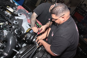 ProCharged GT350: Adding 205 54 more horsepower & 126 95 lb