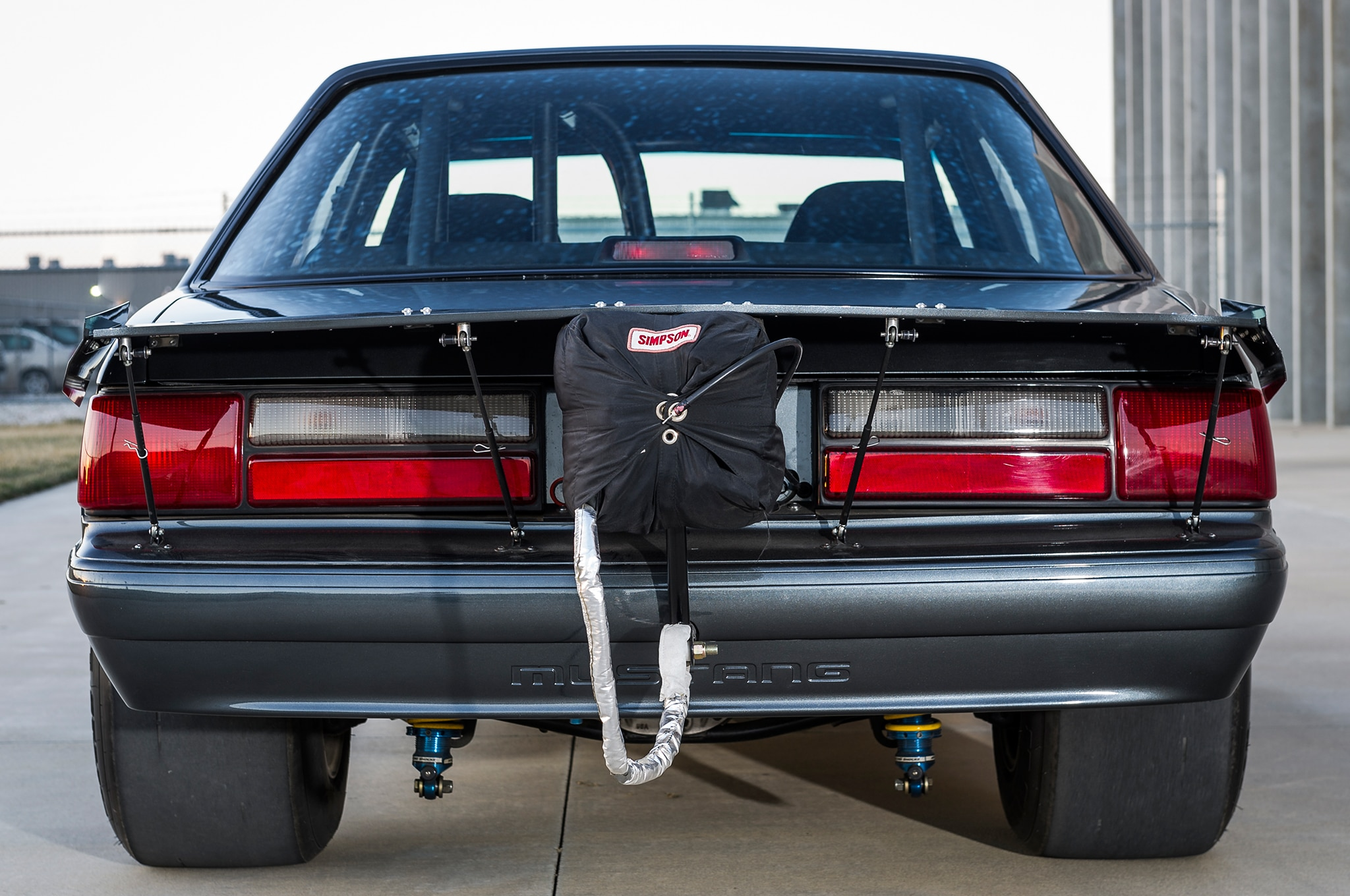 1989 Ford Mustang Coupe Taillights