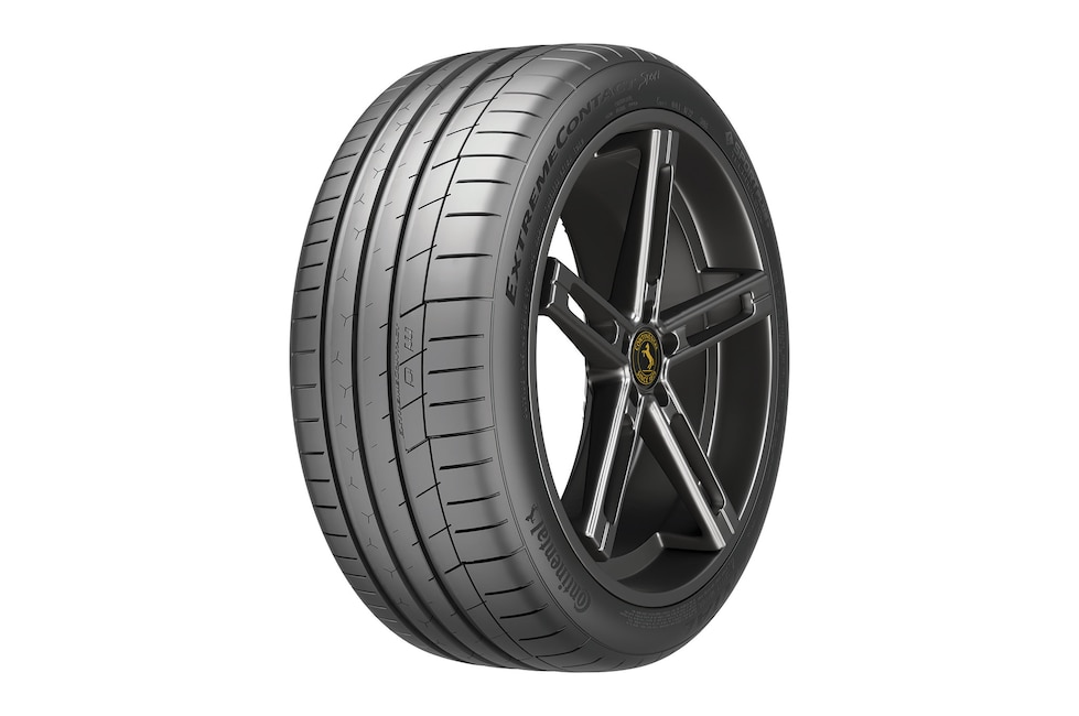 Muscle Mustangs And Fast Fords >> Continental Launches new UHP Tire at 2016 SEMA Show #TENSEMA16