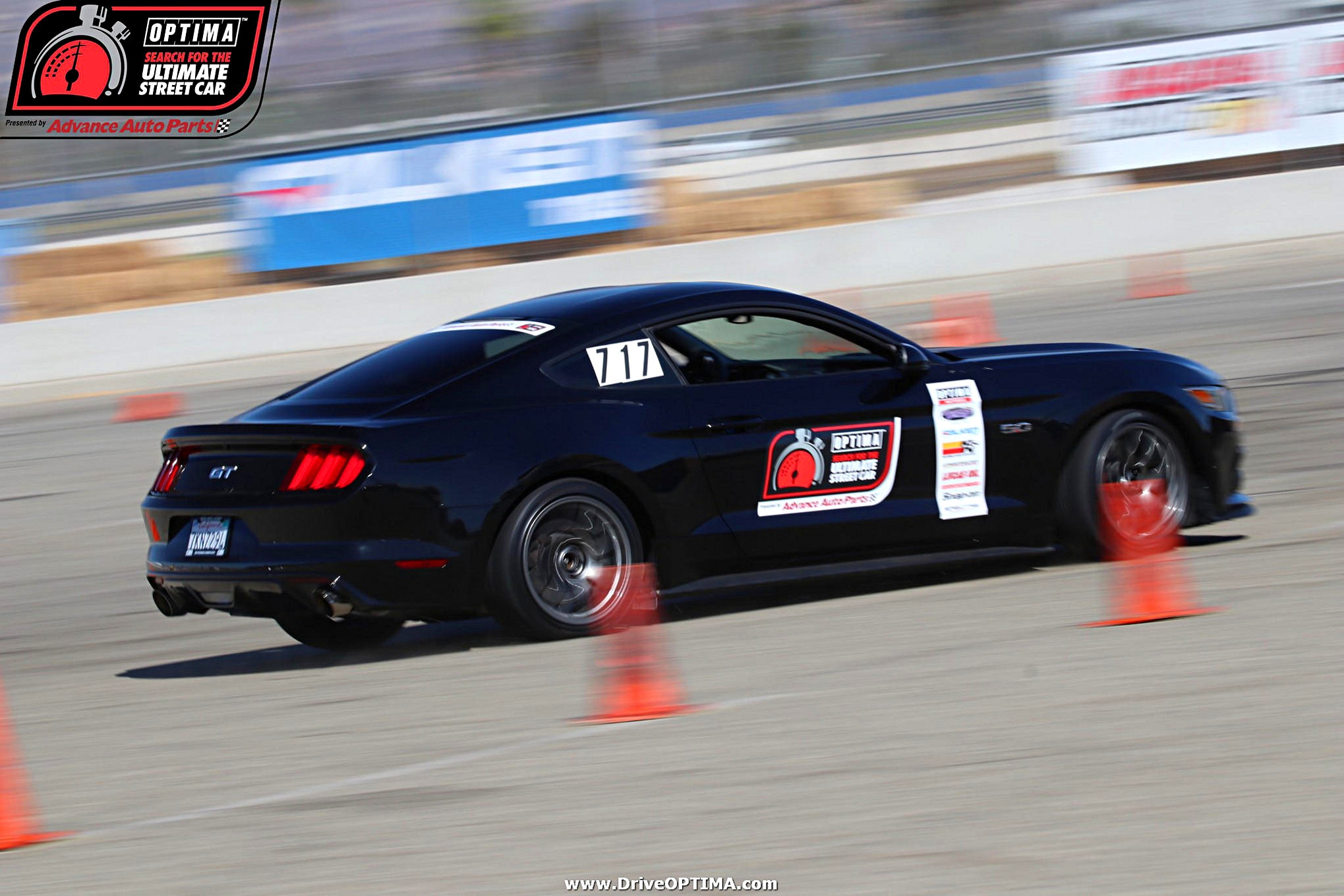 MMFF Frank Pacheco 2015 Ford Mustang Saturday DriveOPTIMA Fontana 2016 161