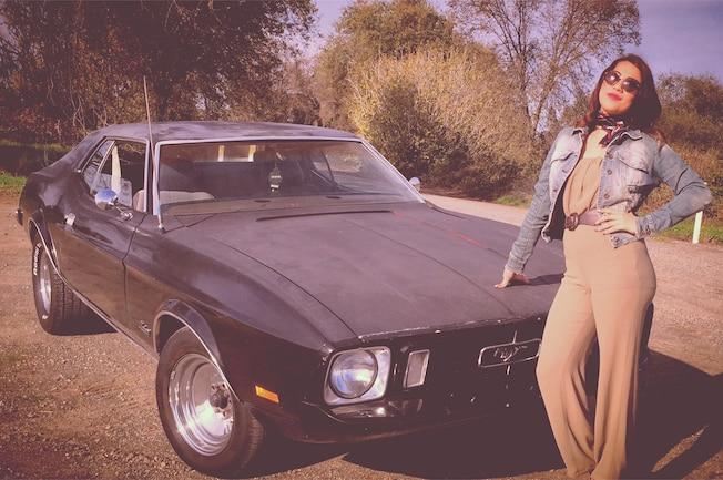 Mustang Girl Monday Karina Arredondo 01