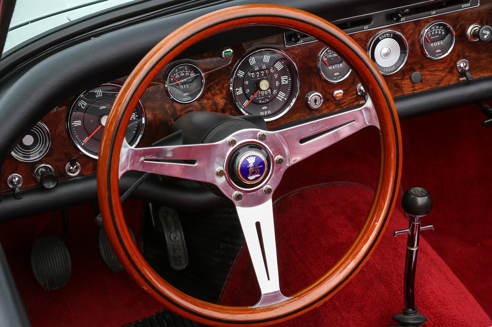 1965 Sunbeam Tiger Mk1 DA 012