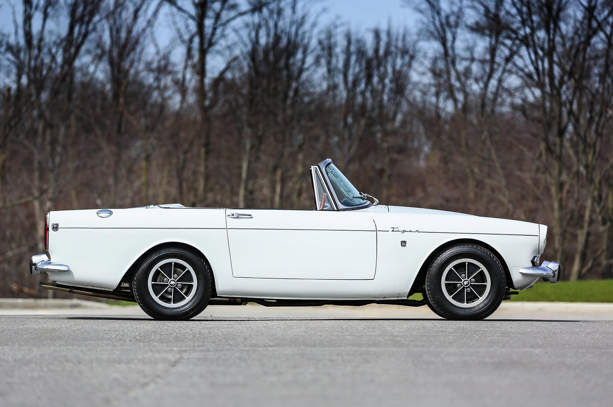 1965 Sunbeam Tiger Mk1 DA 008