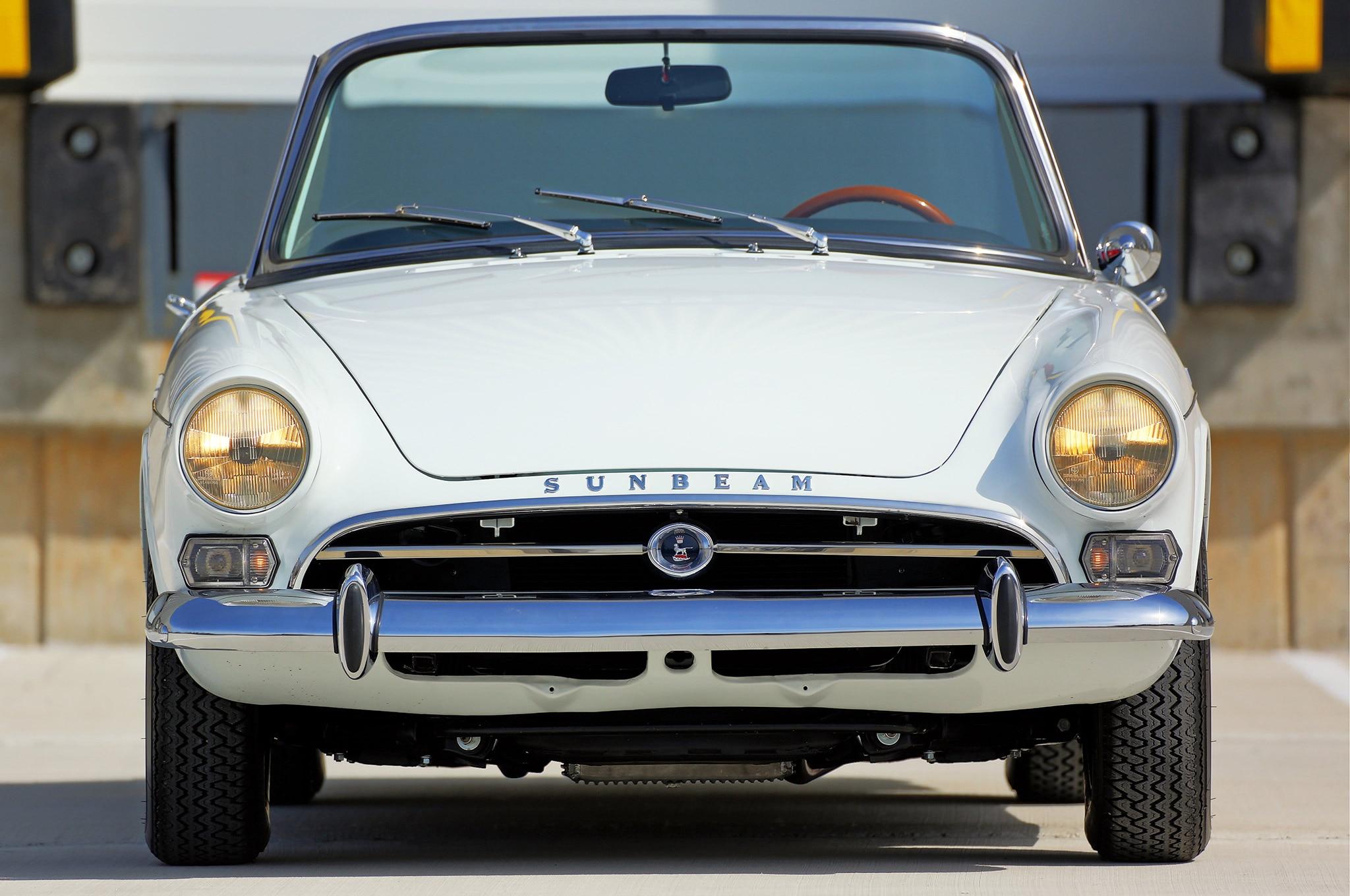 1965 Sunbeam Tiger Mk1 DA 006