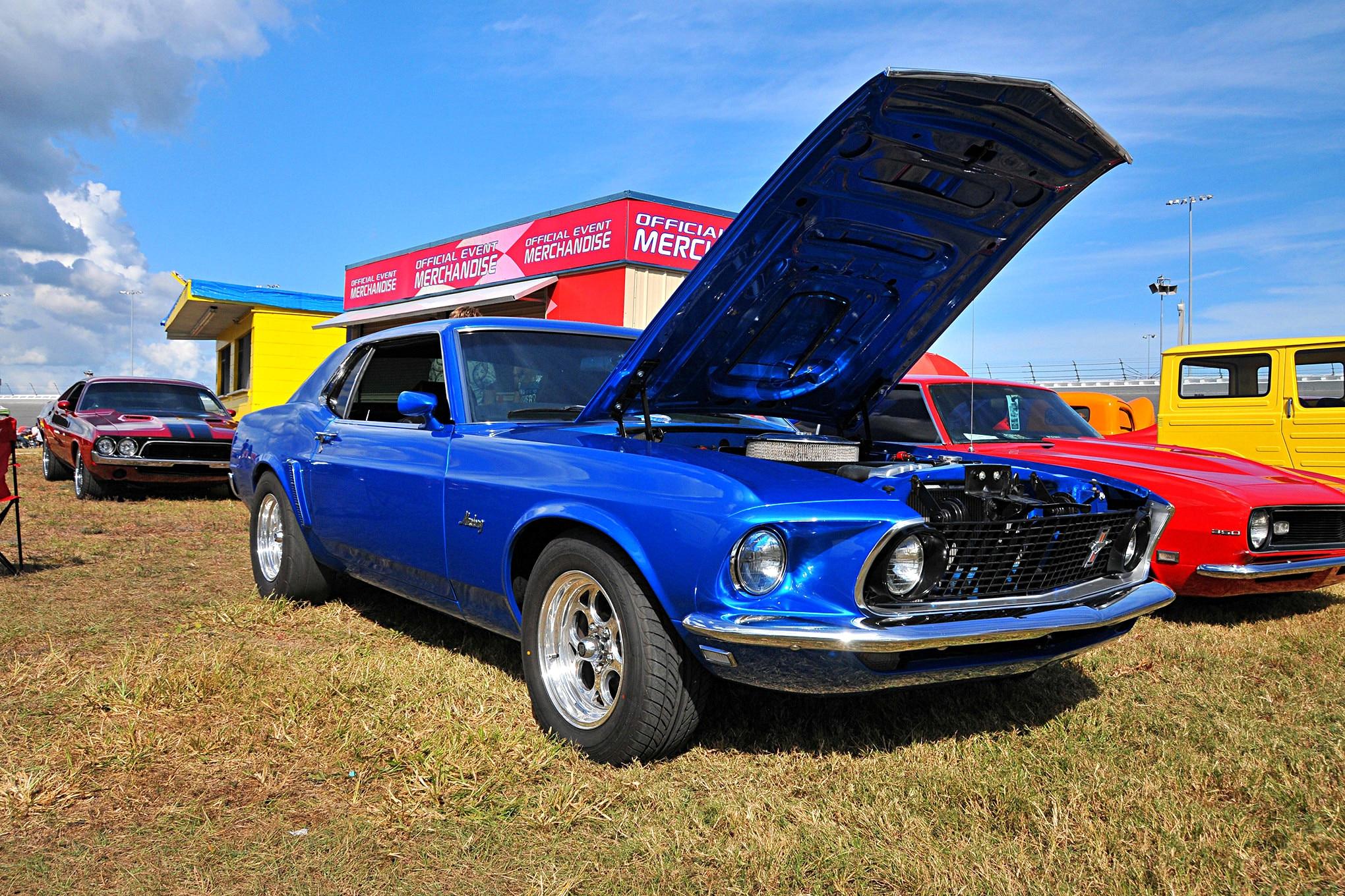 2016 Turkey Run Mustangs 31