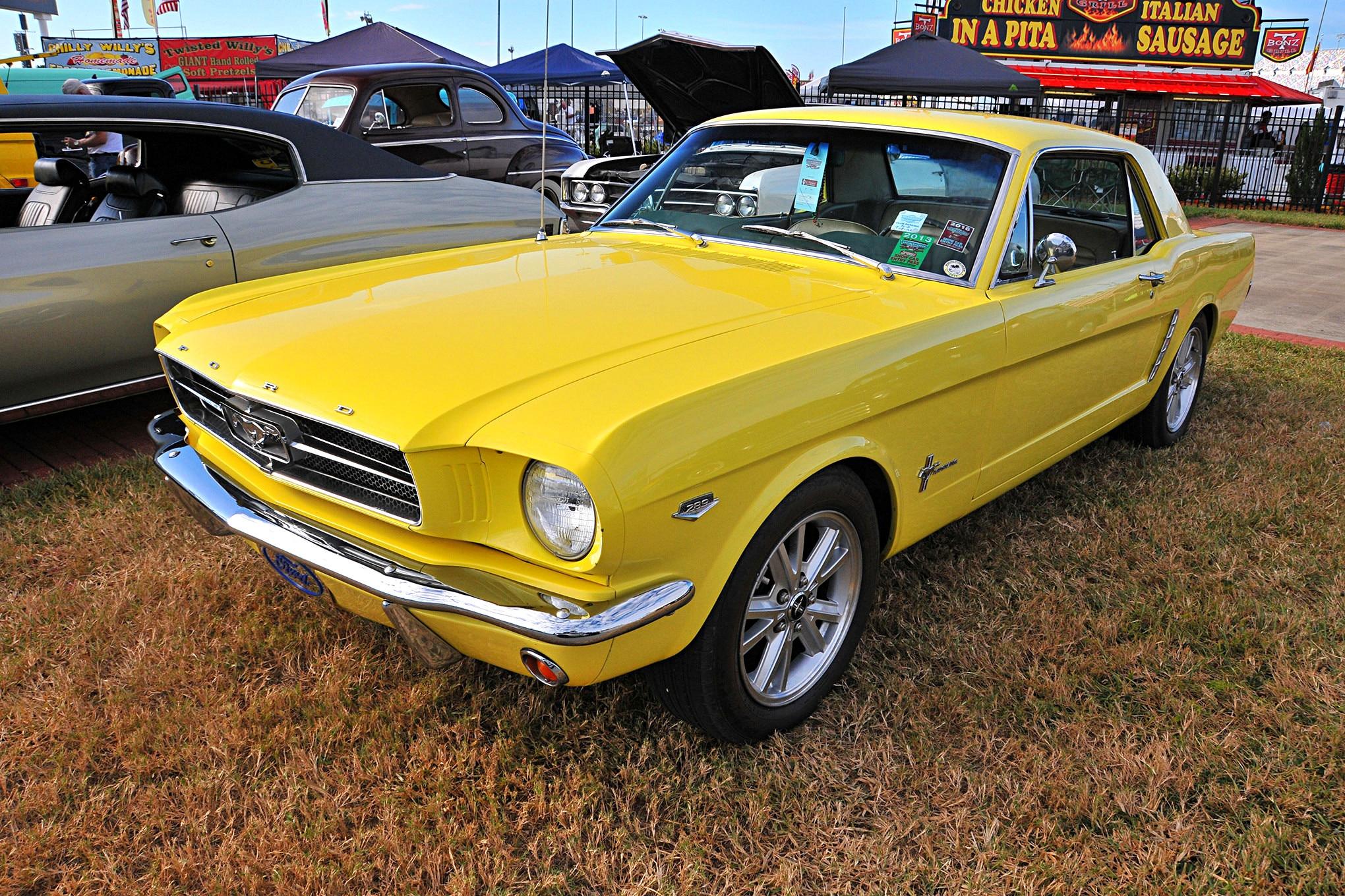 2016 Turkey Run Mustangs 15