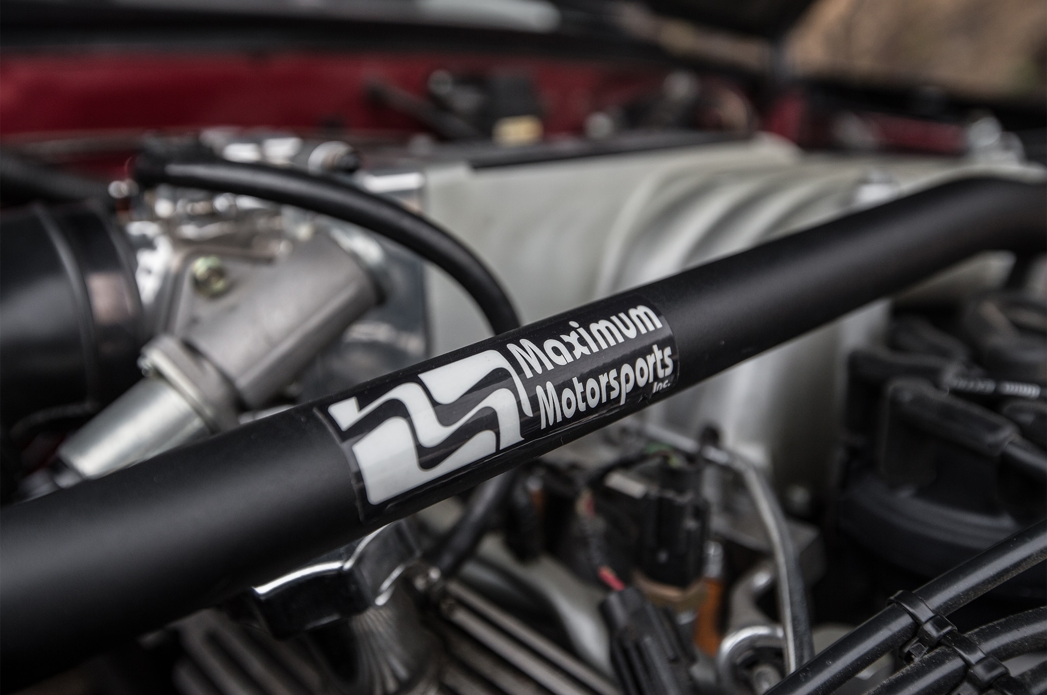 1988 Ford Mustang LX 5 0 SSP Engine 05