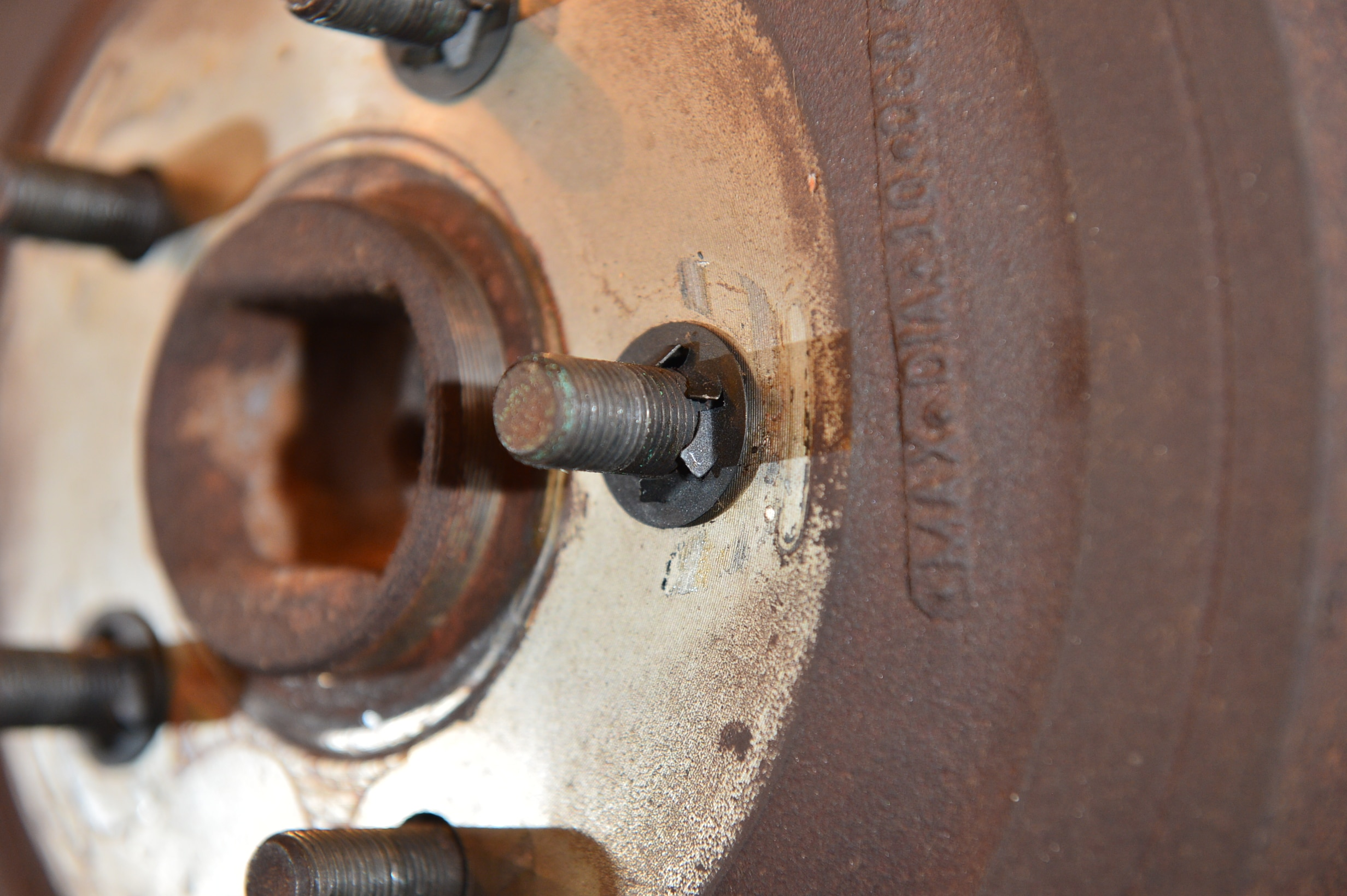 1973 Ford Mustang Wheel Studs