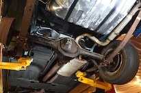1973 Ford Mustang Rear Axle