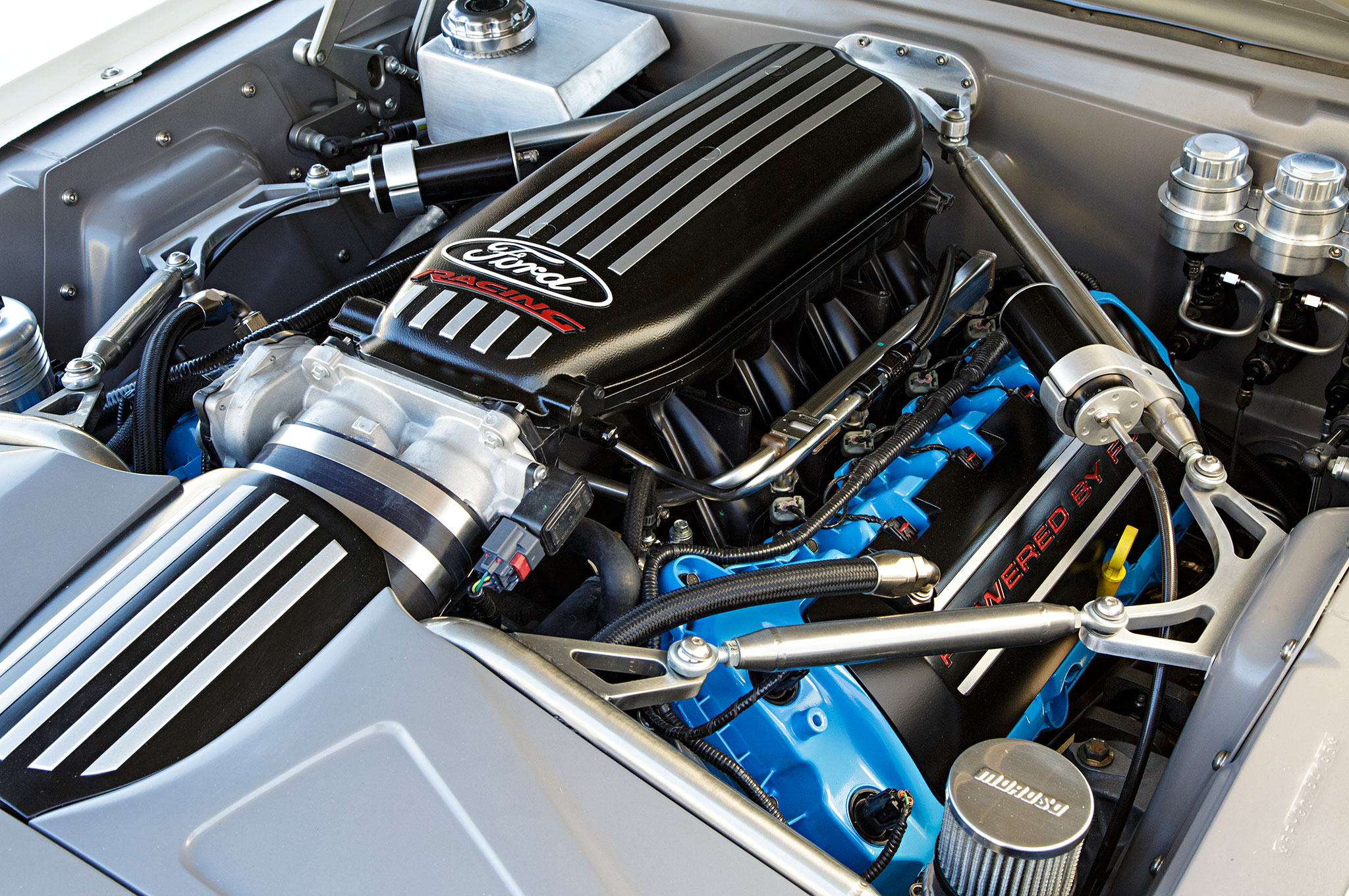 1965 Ford Mustang 302 Engine