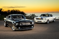 1965 Ford Mustang 1968 Ford Mustang
