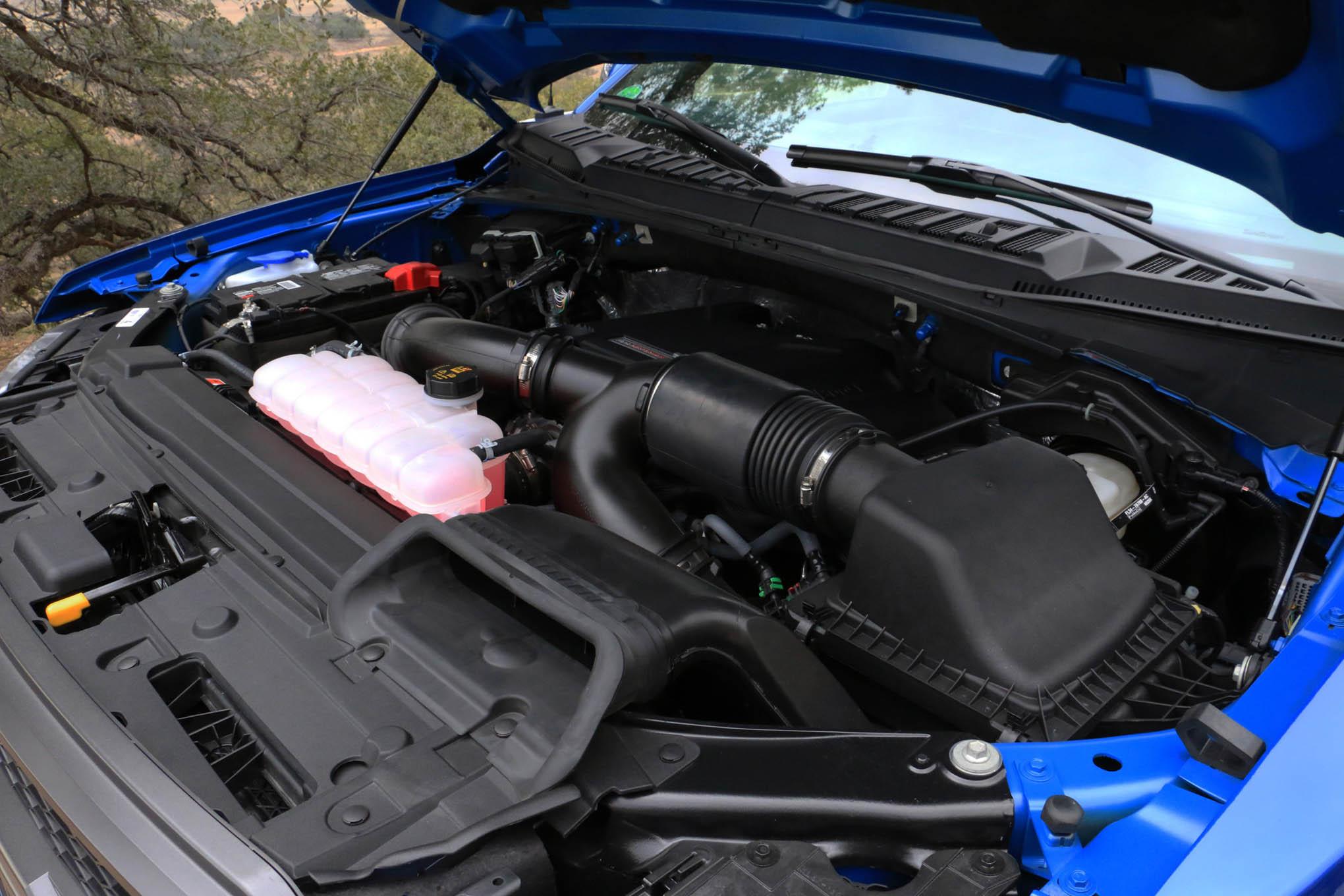 010 Raptor Engine