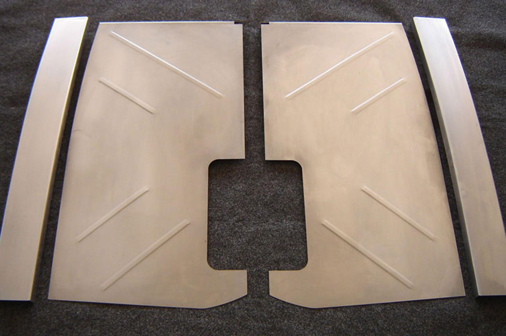 Engine Compartment Panels