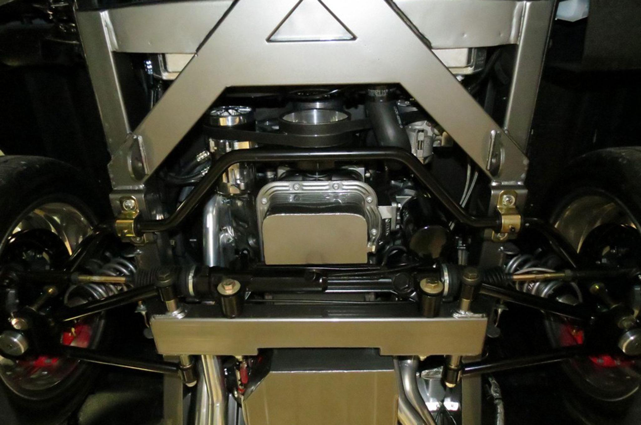 Mustang Subframe