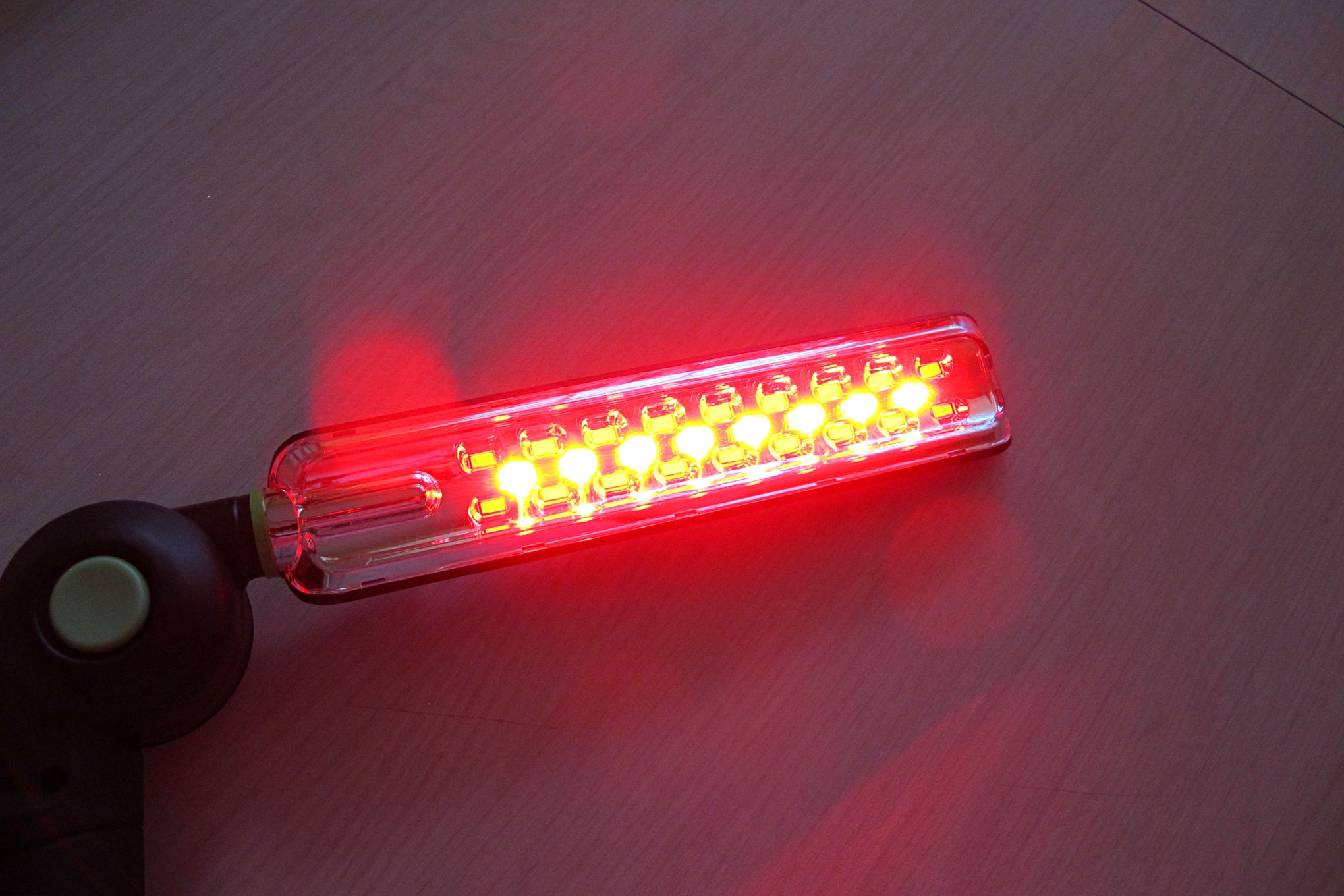 Mychanic 011 Blade Multi Light Red Flashing LEDs