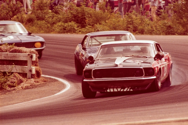 Parnelli 1969 Ford Mustang