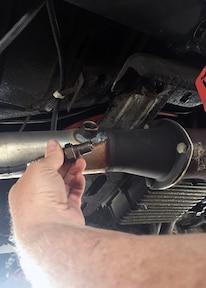 Innovate Dlg 1 Air Fuel Ratio Gauge Mustang Install 012