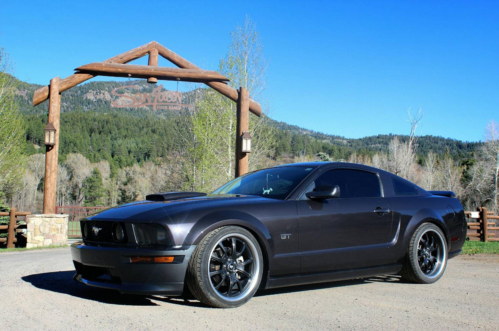Mustang Girl Monday Bianca Hinojos 02