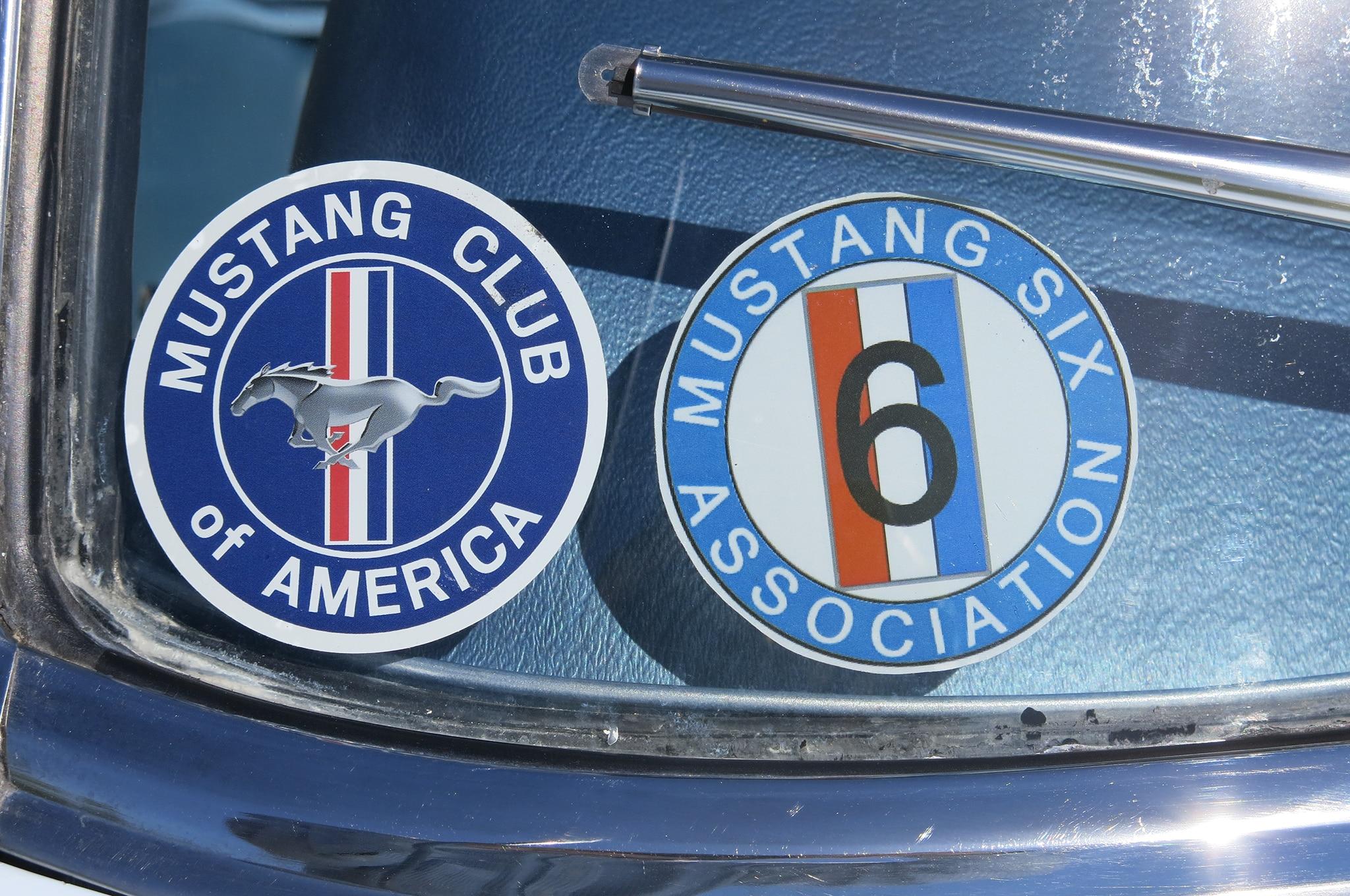 Mustang Six Association