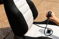 Corbeau Seat Install Mustang 007