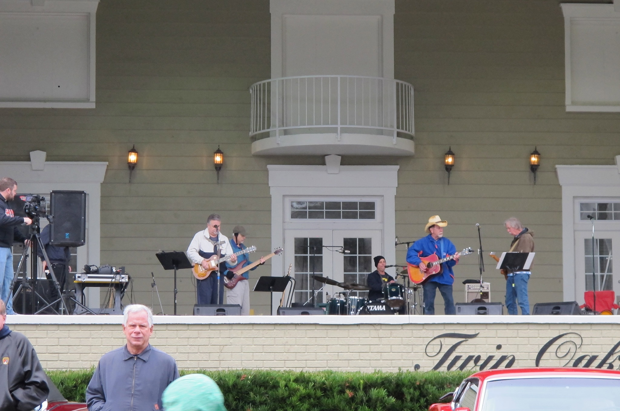 2017 Silver Springs Roundup 009 Band