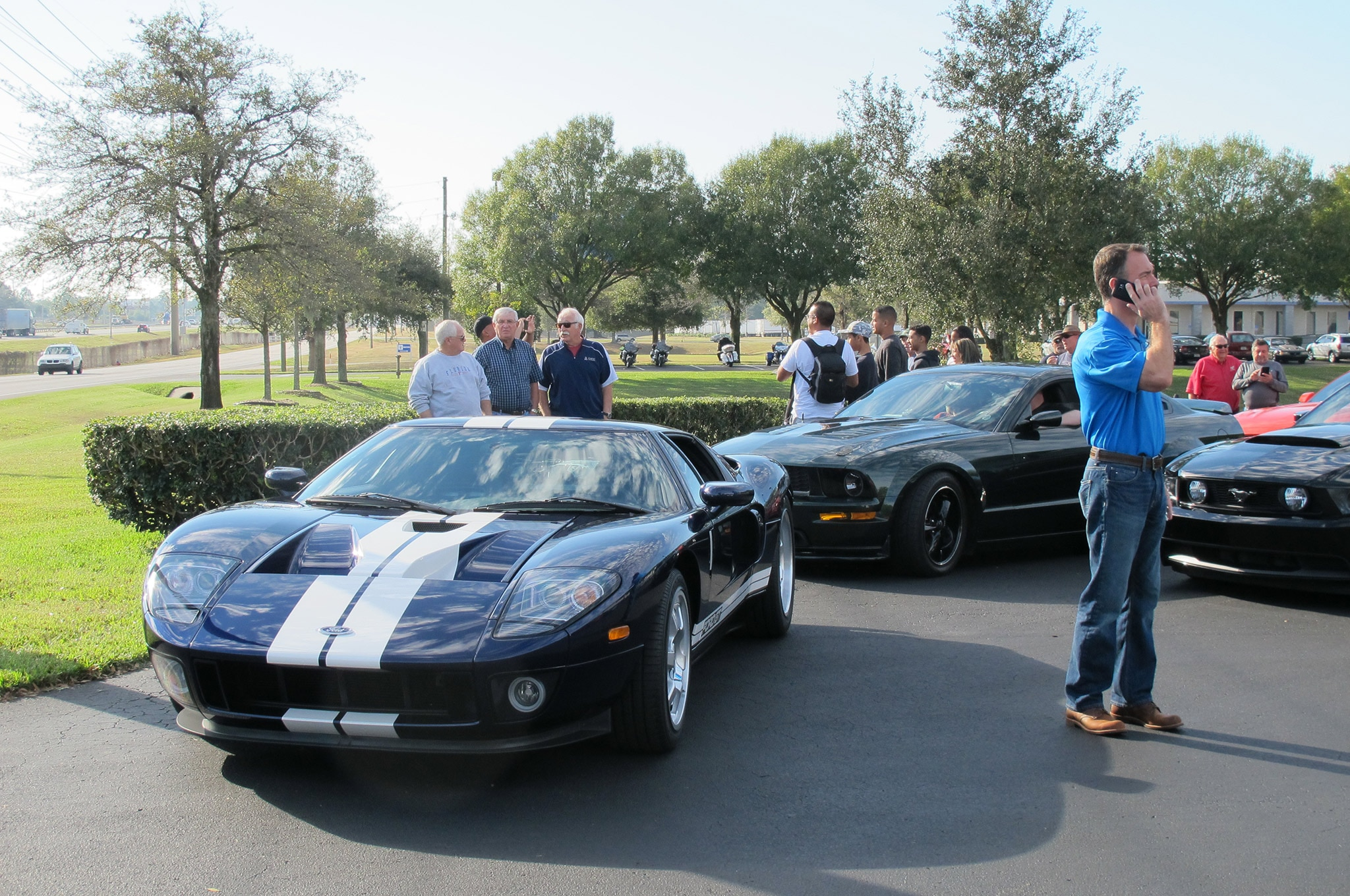 2017 Silver Springs Roundup 005 Ford GT