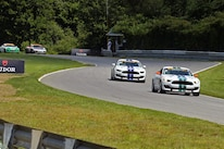Shelby Gt350r C Takes Second Win At Lime Rock 13