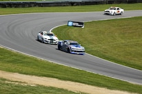 Shelby Gt350r C Takes Second Win At Lime Rock 09