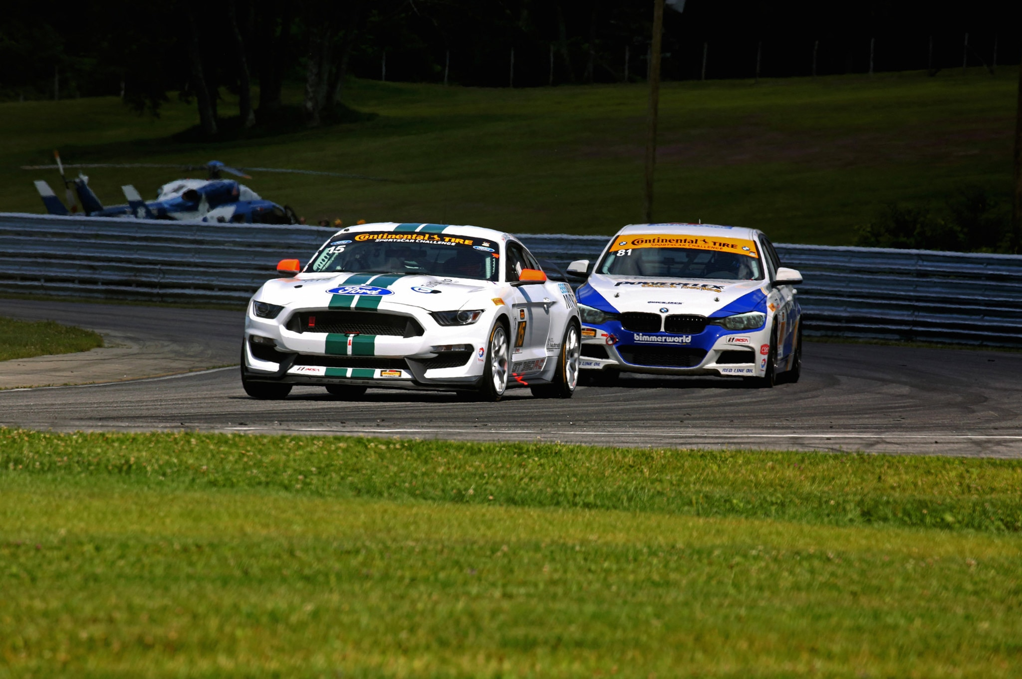 Shelby Gt350r C Takes Second Win At Lime Rock 03