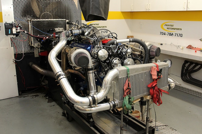 Two Edelbrock Intake Manifolds Perform Under 30 PSI of Boost