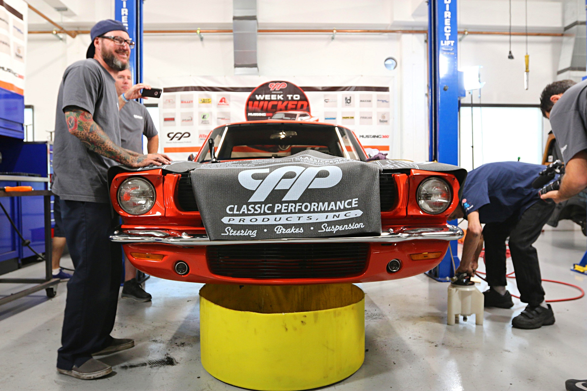 1966 Ford Mustang Week To Wicked 001