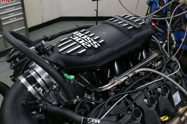 Mustang Intake Comparison 001
