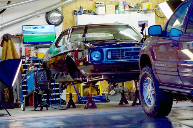1973 Ford Mustang Project Large Marge Update