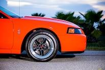 2004 Ford Mustang Svt Cobra Orange Wheel 004