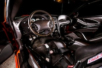 2004 Ford Mustang Svt Cobra Orange Interior 007