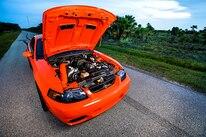 2004 Ford Mustang Svt Cobra Orange 005