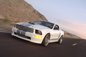 History for sale: 2007 Shelby GT Concept #1 to be offered at Barrett-Jackson Las Vegas